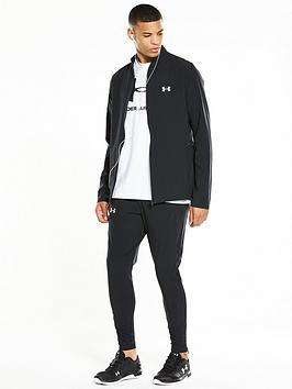 under armour tracksuit. under armour under armour challenger ii woven warm up tracksuit | very.co.uk