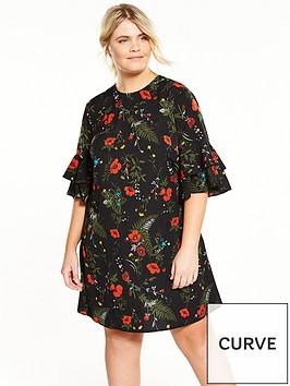 fashion-union-curve-fashion-union-curve-floral-bell-sleeve-shift