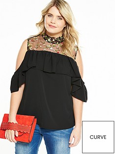 fashion-union-curve-fashion-union-curve-embroidered-cold-shoulder