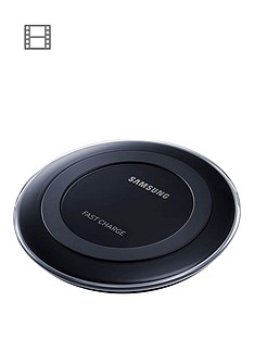 samsung-fast-wireless-charging-pad-inc-travel-adaptor-with-led-lighting-black