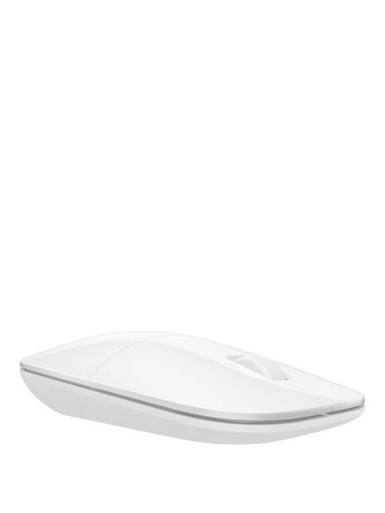 c64cb847add HP Z3700 White Wireless Mouse | very.co.uk