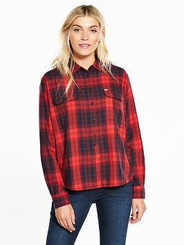 Two Pocket Check Shirt