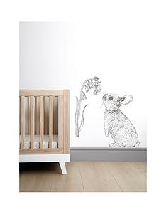 mamas-papas-mamas-amp-papas-wall-art-rabbit