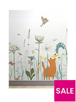 mamas-papas-wall-art-woodland-wall-mural