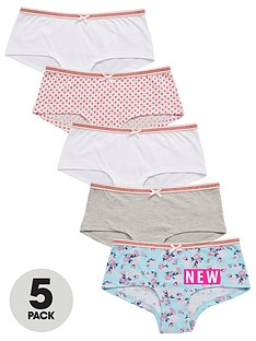 v-by-very-5pk-ditseypolka-shorties