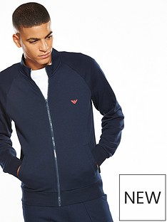 emporio-armani-zip-through-loungetop