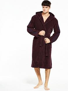 emporio-armani-hooded-towelling-gown
