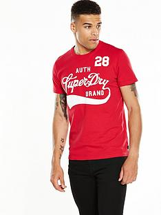 superdry-underline-tee