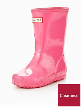 hunter-first-classic-gloss-wellies