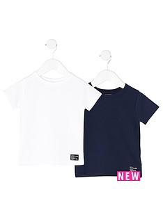 river-island-mini-boys-2-pack-waffle-t-shirts