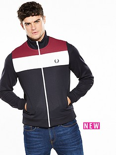 fred-perry-fred-perry-sports-authentic-colour-block-track-jacket