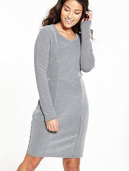 boss-orange-dadress-ribbed-dress-medium-grey