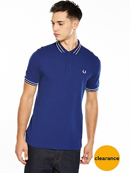 fred-perry-tramline-tipped-pique-polo