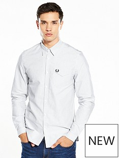 fred-perry-oxford-stripe-shirt
