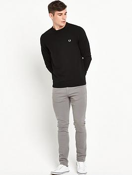 fred-perry-crew-neck-jumper