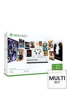 xbox-one-s-1tbnbspconsole-starter-kitnbspwith-optional-extras