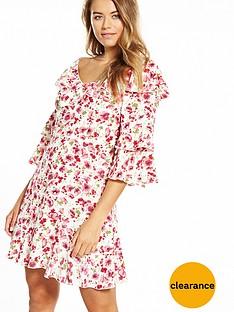 v-by-very-frilly-tea-dress