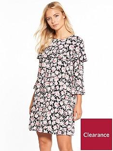 v-by-very-ruffle-frill-shift-dress