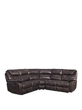 partonnbspluxury-faux-leather-manual-recliner-corner-group