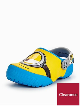 crocs-croc-minion-clog