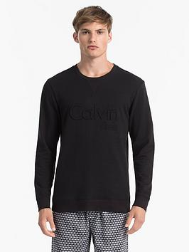 Photo of Calvin klein longsleeve sweat loungetop