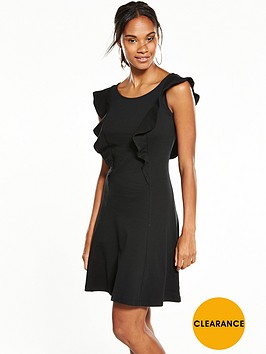 v-by-very-frill-dress-black