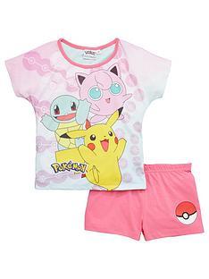pokemon-girls-shorty-pyjamas