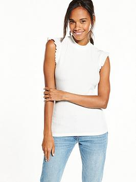 v-by-very-ruffle-sleeve-rib-t-shirt-ivory