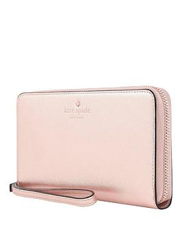 kate-spade-new-york-new-york-zip-wristlet-wallet-phone-case-for-any-device-ndash-saffianorose-gold