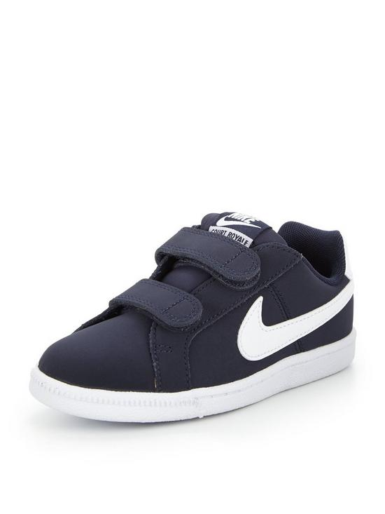 46da6220a6 Nike Court Royale Childrens Trainer | very.co.uk