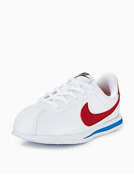 nike-cortez-leather-childrens-trainer