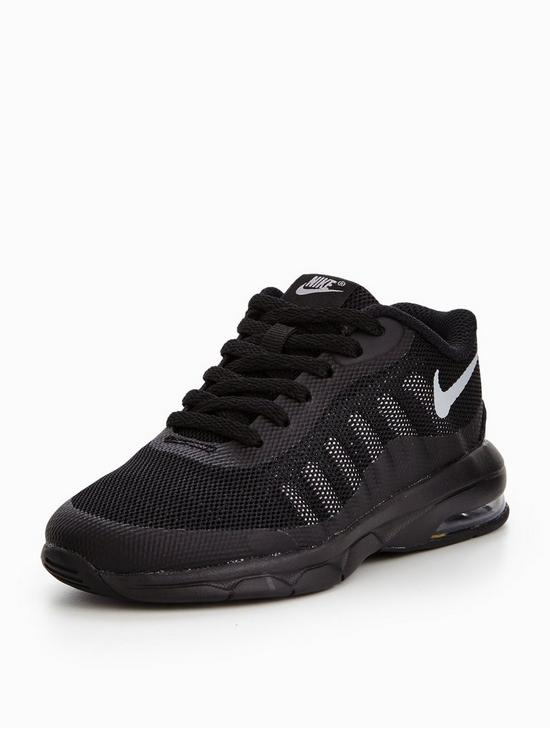 9b876633d6 Air Max Invigor Childrens Trainer - Black