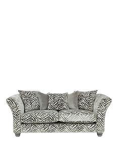 luxenbspcollectionnbsp-nbspvelvetinenbsp2-seaternbspfabric-sofa