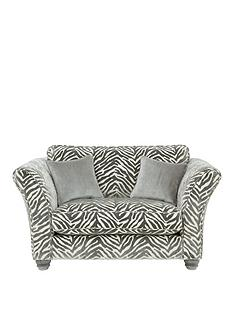 luxenbspcollection--nbspvelvetinenbspfabric-accent-cuddle-chair
