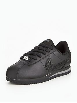 nike-nike-classic-cortez-leather-se-junior-trainer