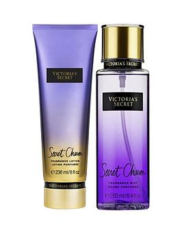 victorias-secret-charm-250ml-fragrance-mist-236ml-body-lotion-pack