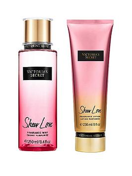 victorias-secret-sheer-love-250ml-fragrance-mist-236ml-body-lotion