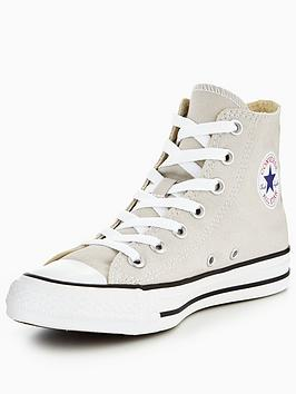 Converse Chuck Taylor All Star Hi-Tops - Off White