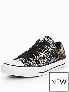 converse-chuck-taylor-all-star-ox-snake-metallic-black