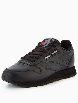 Reebok Classic Leather - Black