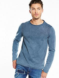 river-island-washed-slim-fit-jumper