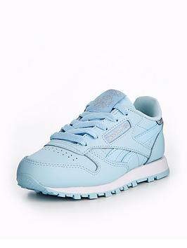 reebok-reebok-classic-leather-pastel-childrens-trainer