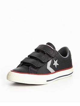 converse-converse-star-player-ev-3v-leather-ox-junior-trainer