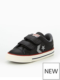 converse-converse-star-player-ev-2v-leather-ox-infant-trainer