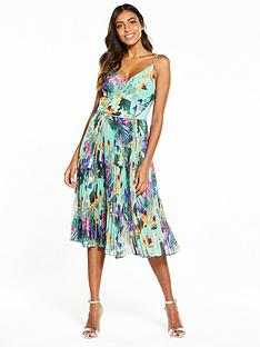 oasis-tropical-pleat-midi-dress-mint