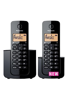 panasonic-panasonic-kx-tgb112-cordless-phone-twin-handsets-black