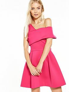 miss-selfridge-cross-neck-prom-dress-blushnbsp