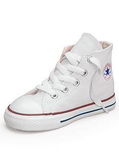 f10d29811bce73 Converse Chuck Taylor All Star Hi Core Infant Trainer