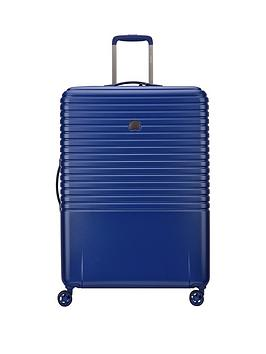 delsey-caumartin-4-double-wheel-large-case