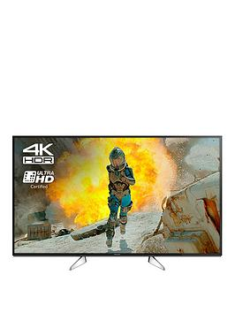Image of 49inch 4K Ultra HD LED Freeview PLAY Wireless LAN